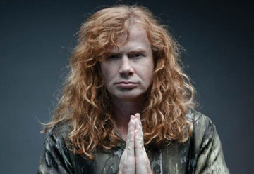 Dave Mustaine son Megadeth albumunda sesinin neden degistigini acikladi