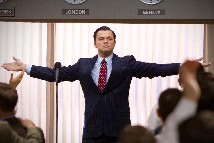 Amazoncom The Wolf Of Wall Street Leonardo DiCaprio